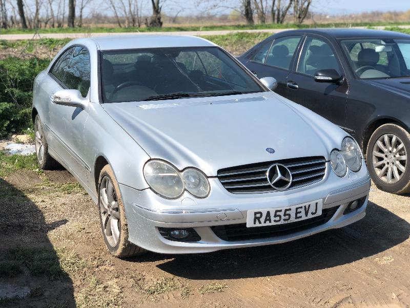 Mercedes-Benz CLK Clk face 2.2 646