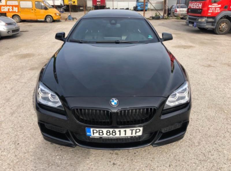 BMW 640 xDrive*MPerformance*GranCoupe*FULL*Germany