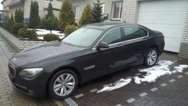 BMW 740 740dL