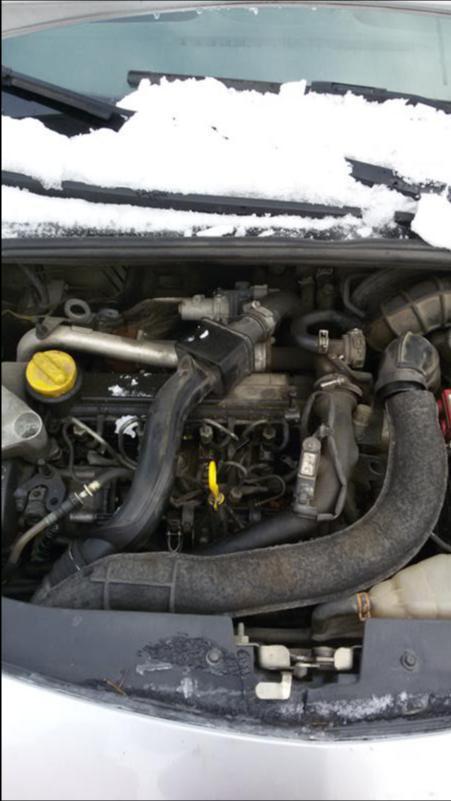 Renault Clio 1.5dci НА  ЧАСТИ, снимка 6