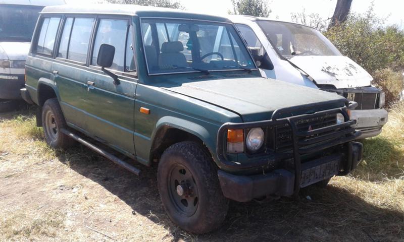 Mitsubishi Pajero 2.5td/на части