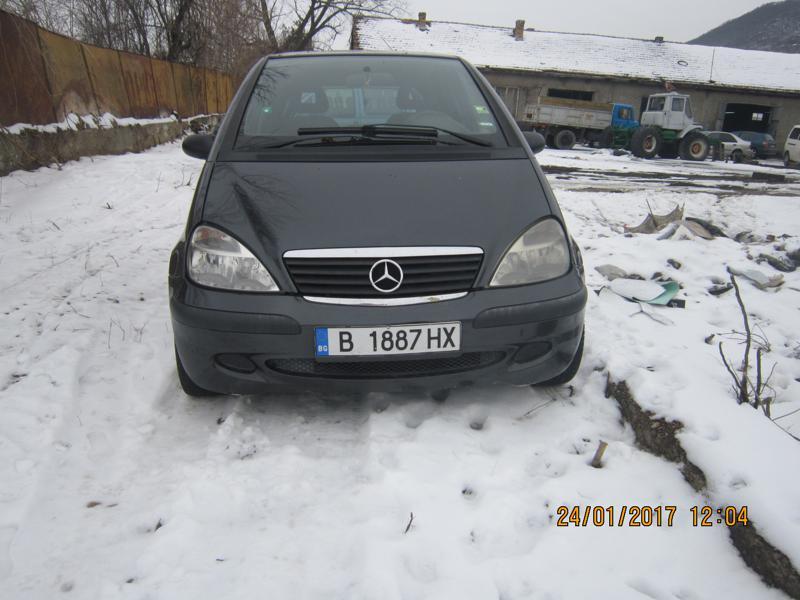 Mercedes-Benz A 170 1.7 CDI