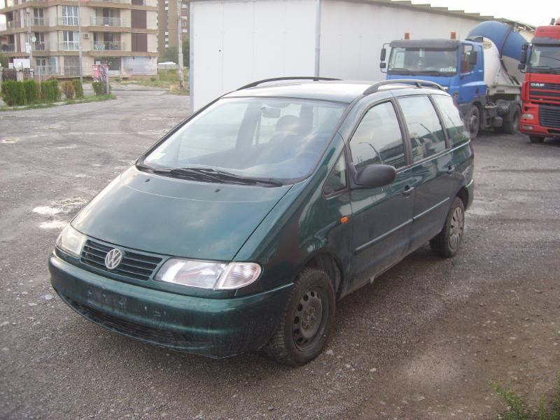 VW Sharan 1.9TDI110K.ZA 4ASTI