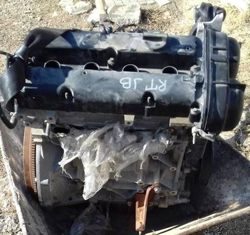 Двигател 1.4 RTJB / RTJA за Ford Fiesta