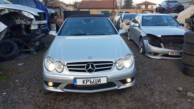 Mercedes-Benz CLK 280 350 AMG, снимка 3
