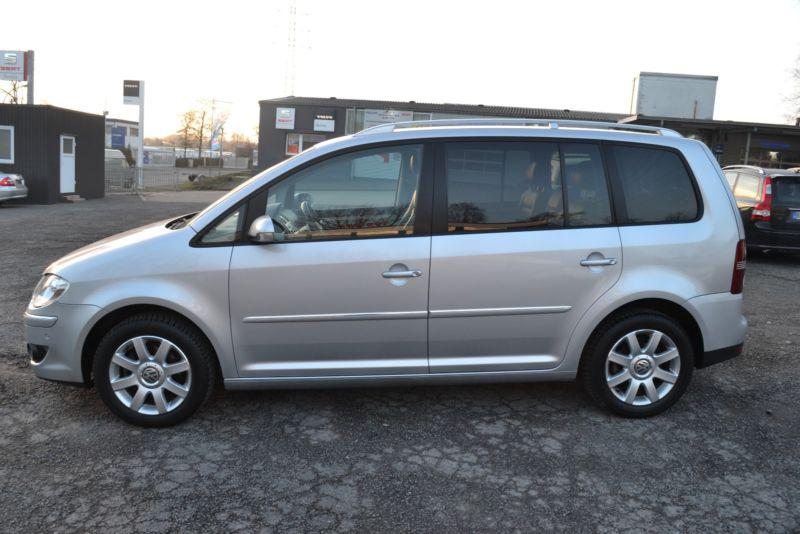 VW Touran  2.0tdi DSG