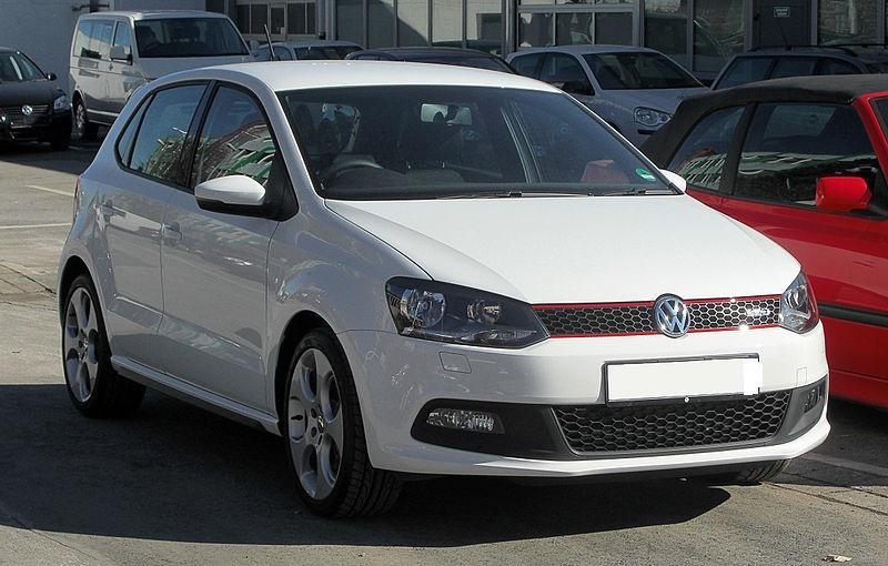 VW Polo 1,2 tsi