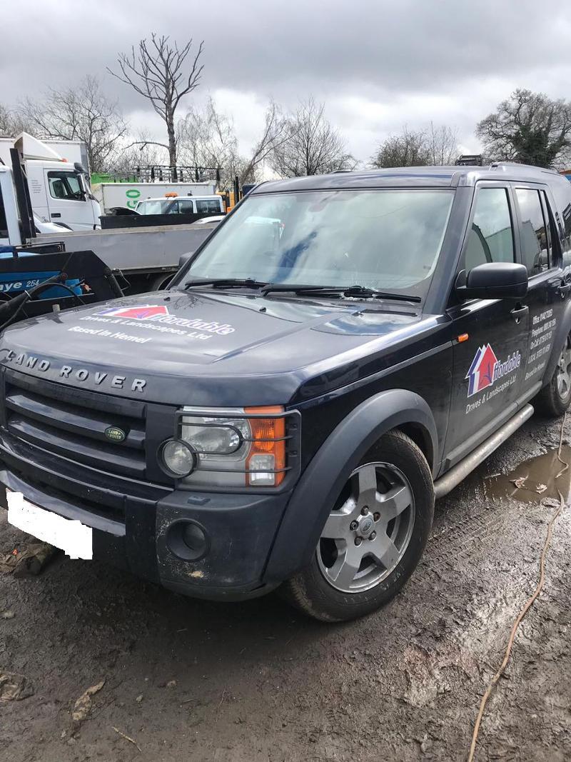 Land Rover Discovery 2.7 V6