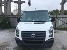 VW Crafter TDI,109 и 136 КОНЯ