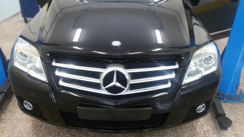 Mercedes-Benz GLK  651, снимка 1