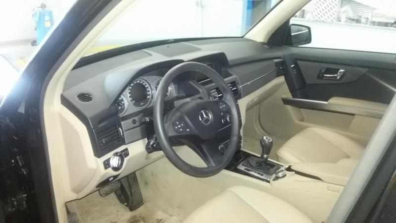 Mercedes-Benz GLK  651, снимка 5
