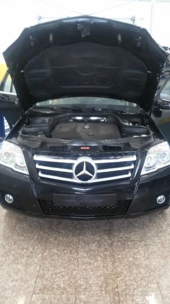 Mercedes-Benz GLK  651, снимка 6