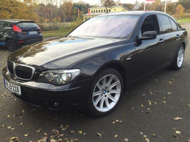 BMW 750 5.0Li E-66