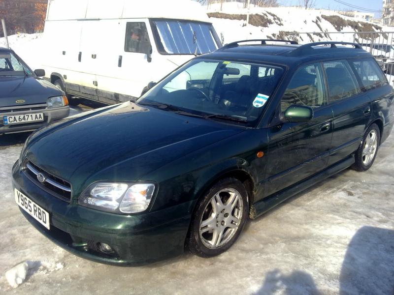 Subaru Legacy 20-БРОЯ ЗА ЧАСТИ