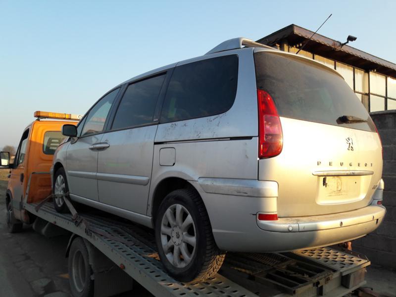 Peugeot 807 2.2D 128к.с., снимка 5