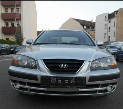 Hyundai Elantra 2.0 GLS