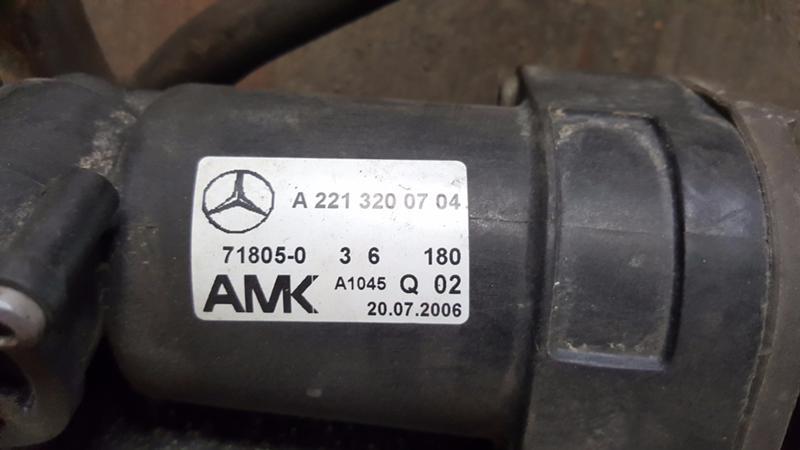 Mercedes-Benz S 500, снимка 8