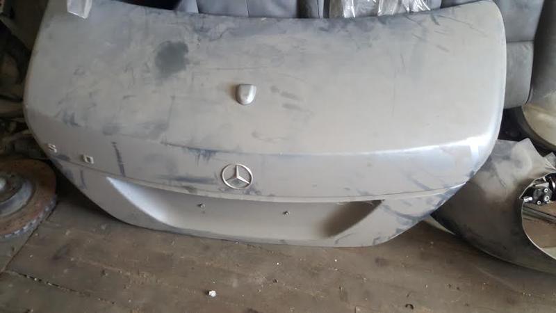 Mercedes-Benz S 500, снимка 1