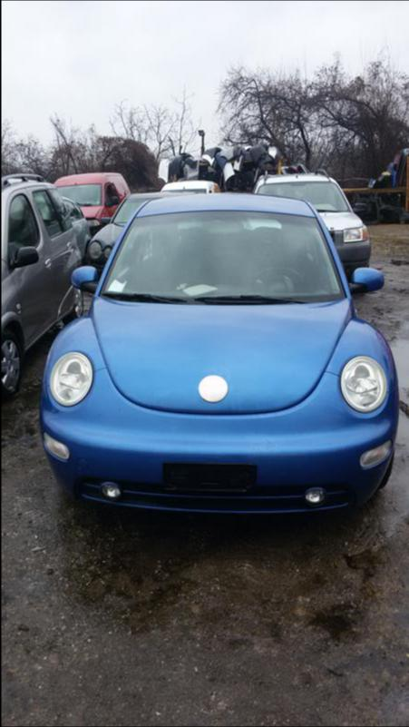 VW New beetle 1.6 НА ЧАСТИ