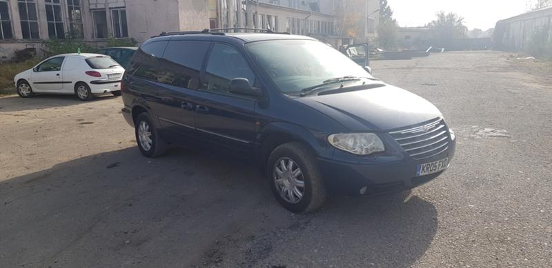 Chrysler Gr.voyager 2.8 CRD AUTO