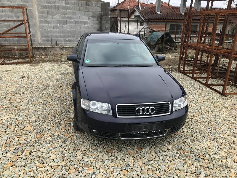 Audi A4 2.5tdi, снимка 3