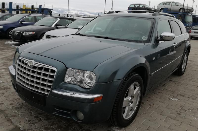 Chrysler 300c 3.5 АWD