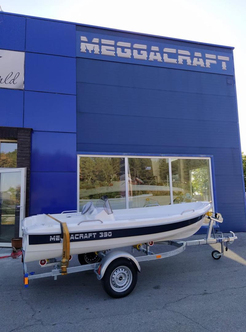 Лодка Собствено производство MEGGACRAFT 390 SPORT