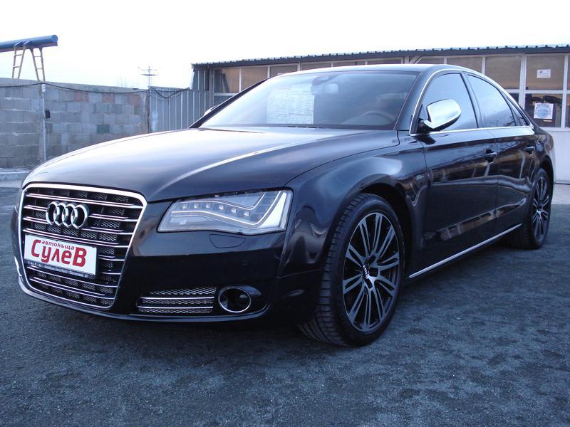 Audi A8 3,0TDI251ks4x4LEDFULL163000km