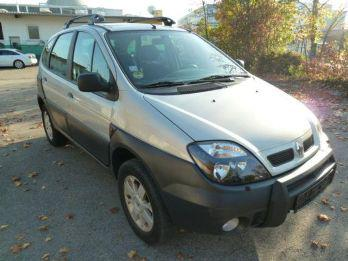 Renault Scenic rx4 dci