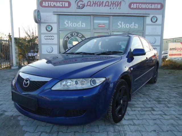 Mazda 6 2.0 D 136kc