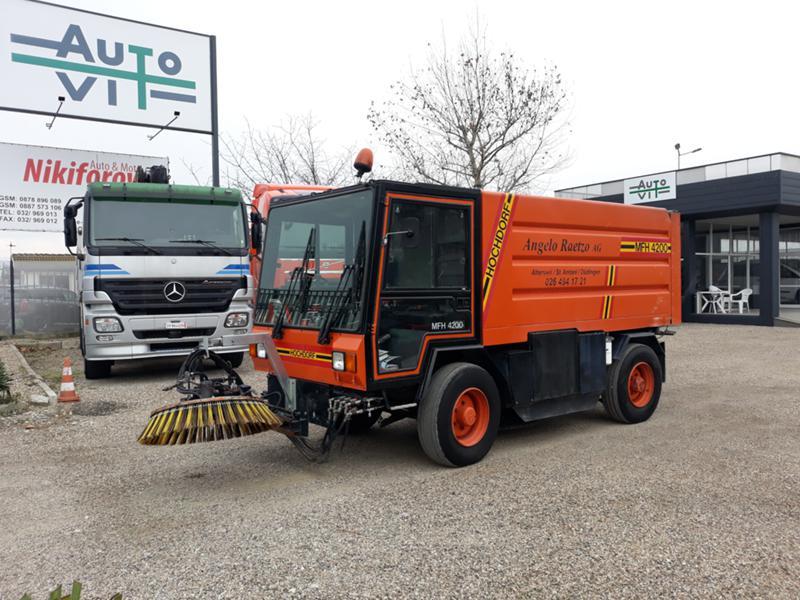 Bucher CityCat HOCHDORF MFH4200