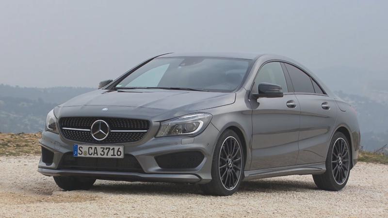 Mercedes-Benz CLA 220, снимка 1
