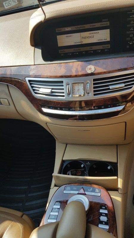 Mercedes-Benz S 500 S450 S450 S320 , снимка 10