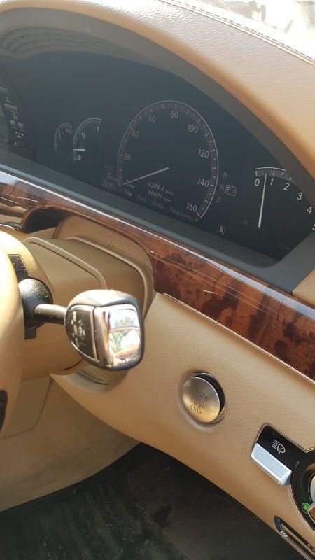 Mercedes-Benz S 500 S450 S450 S320 , снимка 7
