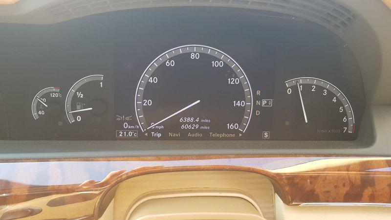 Mercedes-Benz S 500 S450 S450 S320 , снимка 15