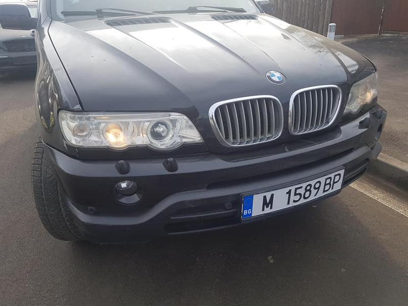 BMW X5 3 d