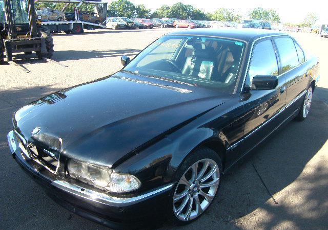 BMW 735  740,750 I L