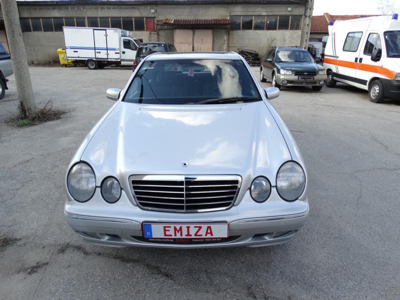 Mercedes-Benz E 200 2.0 i