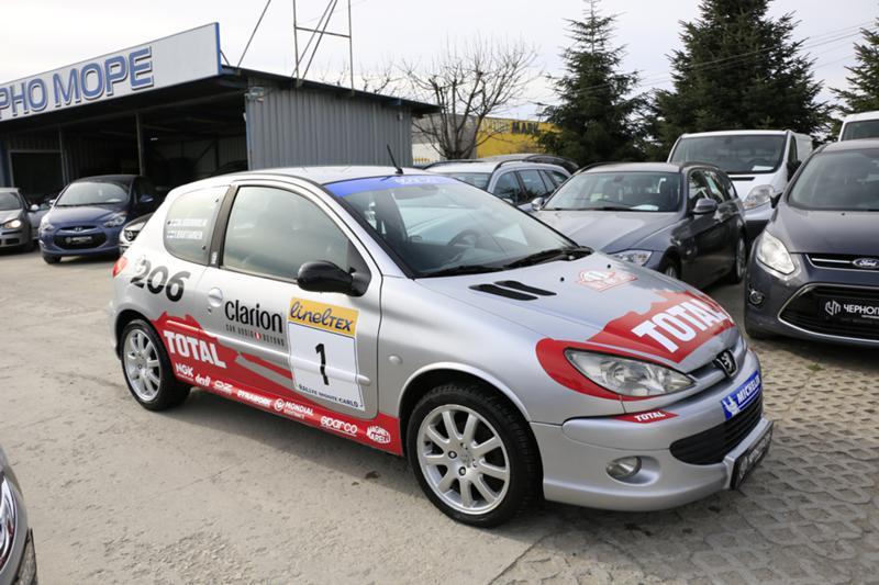 Peugeot 206 WRC 2.0 16V GT 3899