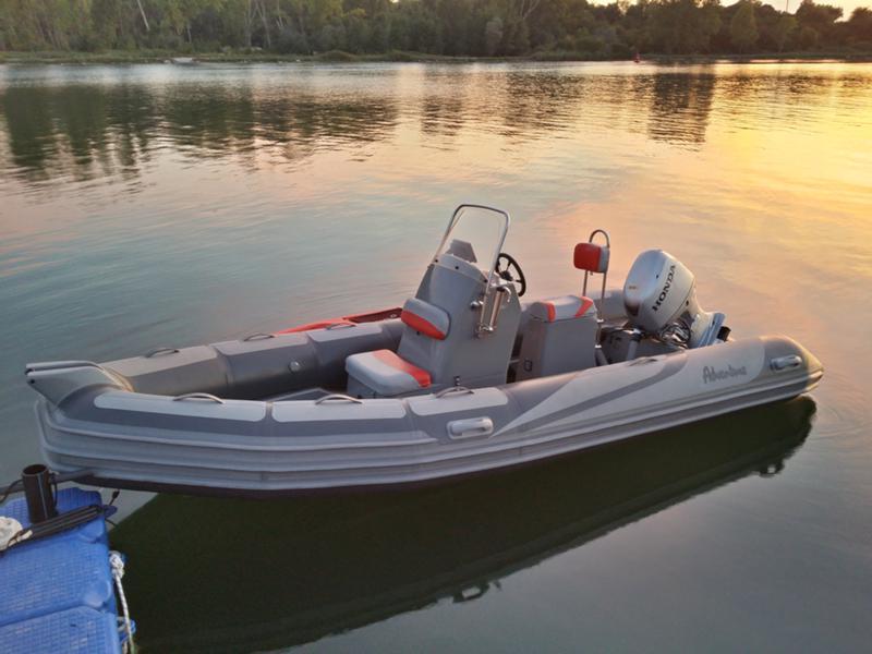 Надуваема лодка Adventure V500 HD, снимка 1