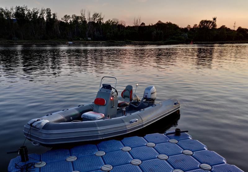 Надуваема лодка Adventure V500 HD, снимка 4