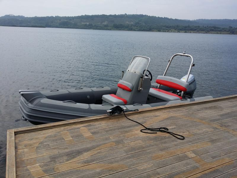Надуваема лодка Adventure V500 HD, снимка 14