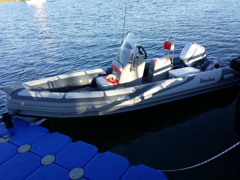 Надуваема лодка Adventure V500 HD, снимка 15