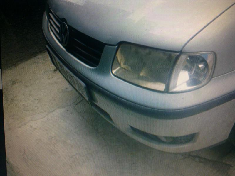 VW Polo 1.4 16v