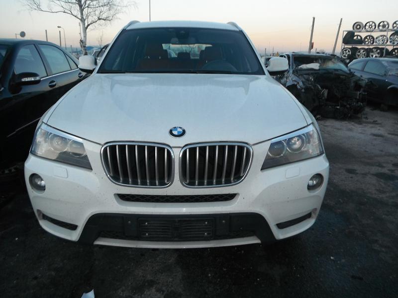 BMW X3 2.0.3.5D-xDrive