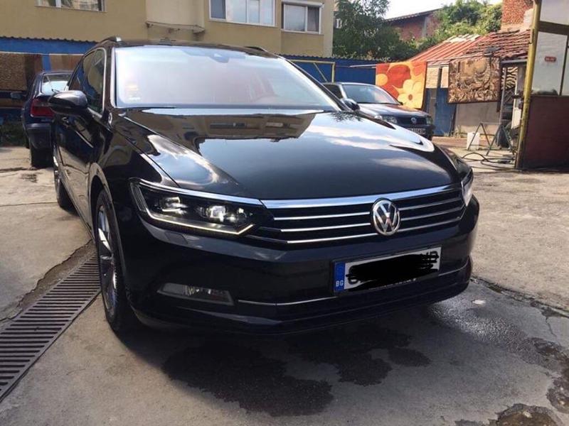 VW Passat 2.0TDI AUTOMAT FULL, снимка 14