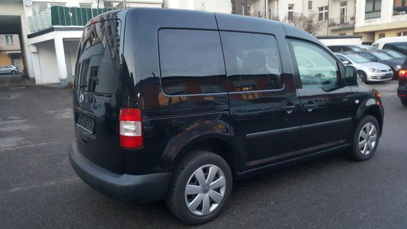 VW Caddy 1.6 TDI НА ЧАСТИ