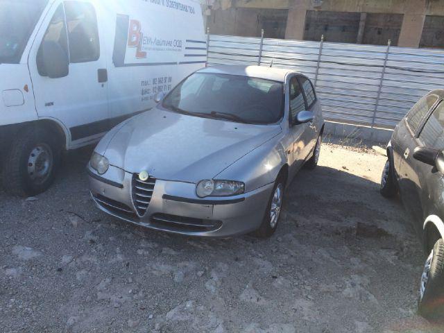 Alfa Romeo 147 1,9JTD