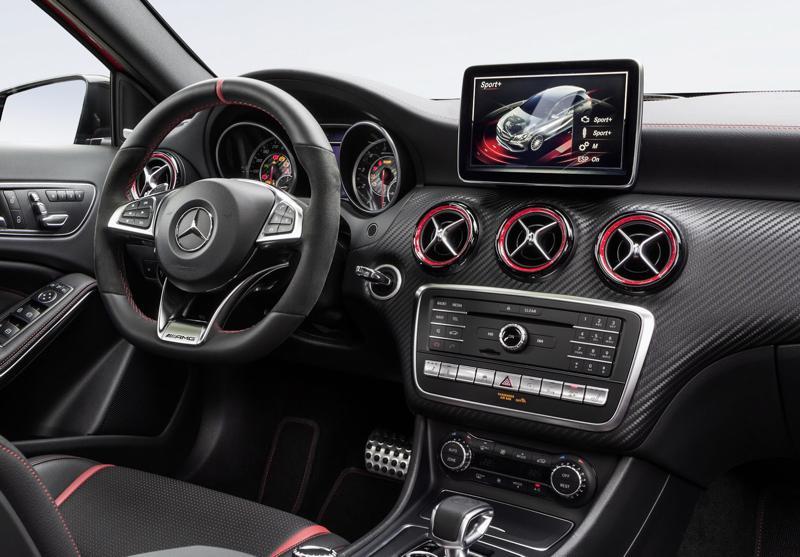 Mercedes-Benz A45 AMG 45 amg и 220 cdi, снимка 2