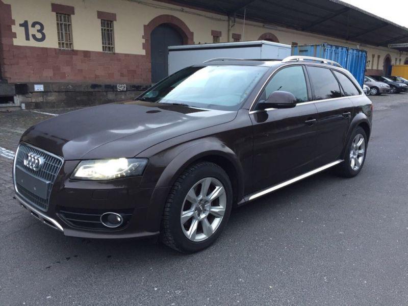 Audi Allroad A4 Allroad 2бр части